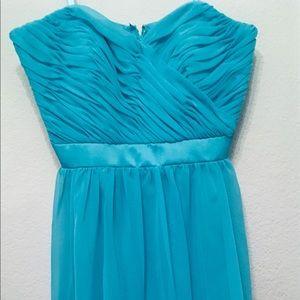 Mori Lee Chiffon Prom Dress